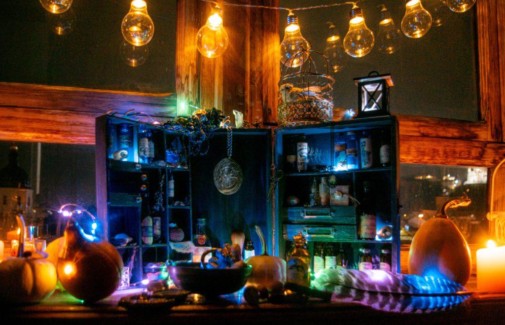 bar-decoração